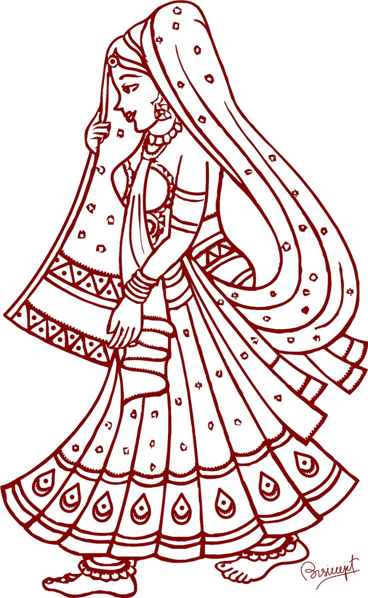 Indian+Bride.png (986×1600) Rukhwat Inspirations
