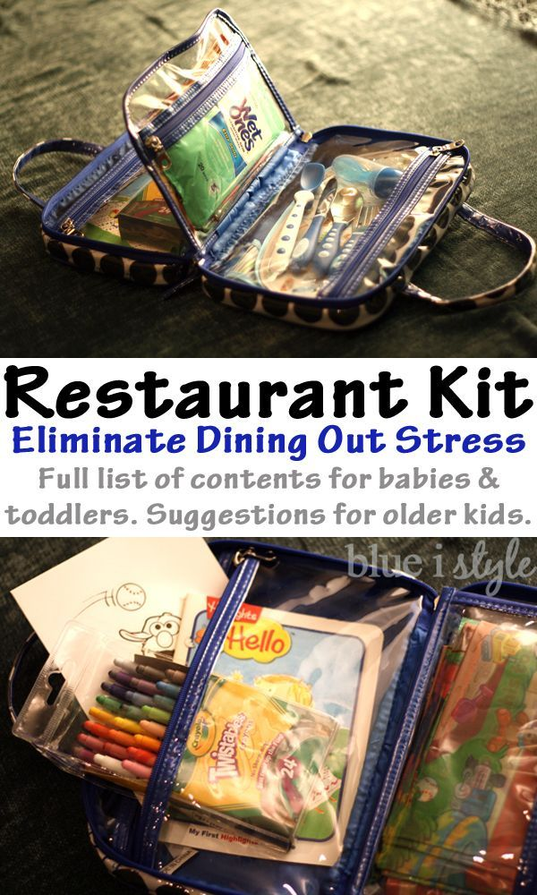Create a Restaurant Kit wit