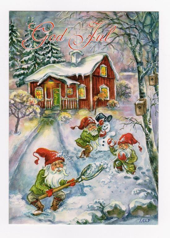 456 Best Images About Ingrid Elf On Pinterest Folk Art