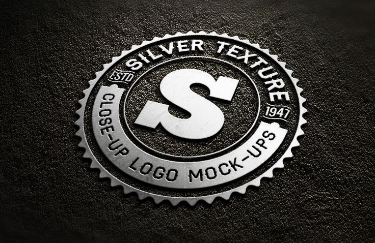 Free Silver Logo MockUp (62.97 MB)