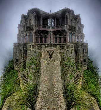 Abandoned Hotel Del Salto, Columbia