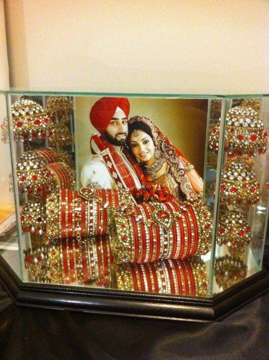 Chura Keepsake box omy gaaaaaaah Punjabi Wedding