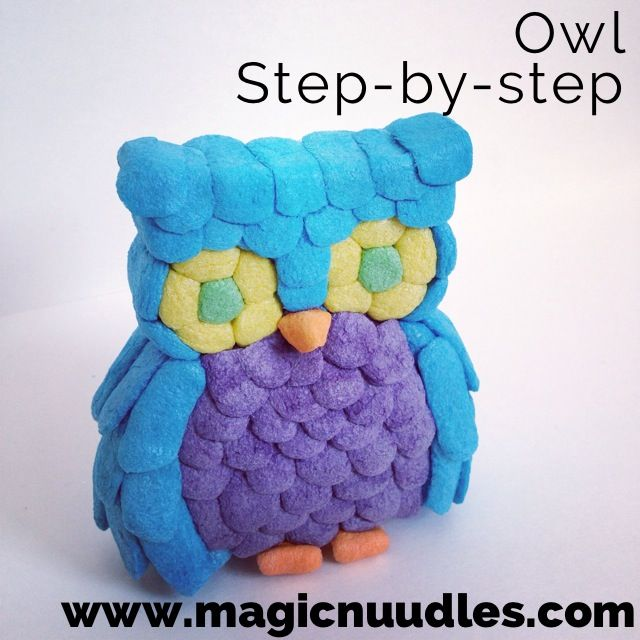 Step By Step Directions For Magic Nuudles On Line Magic