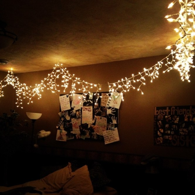 1000 Ideas About Icicle Lights Bedroom On Pinterest Amusing Cute Christmas   Cute Christmas Lights For. Christmas Lights On Bedroom Ceiling
