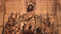 Misterio de Jesús de la Columna en la Lonja de Santa María