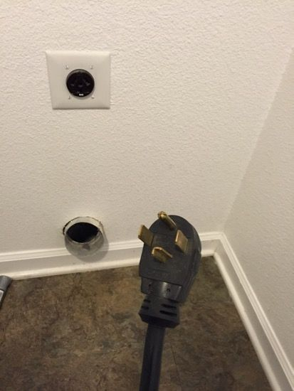 How To Change The Plug On Your Dryer To Accommodate A 3