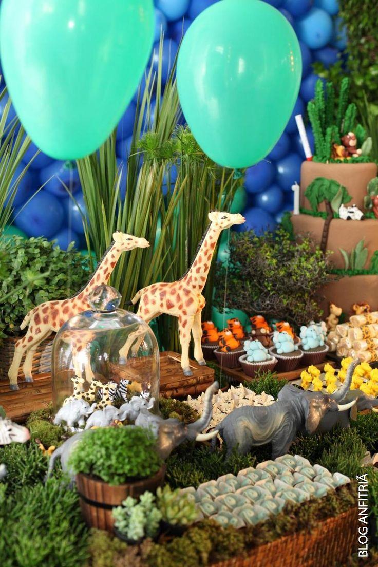 25 Melhores Ideias De Festa Floresta No Pinterest Festa