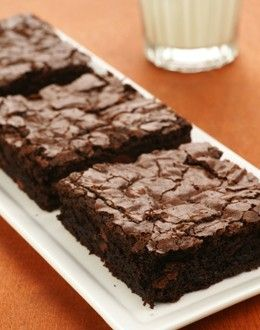Flourless Brownies  Sugar Free | I will try stevia, in place of the Splenda.  Gr