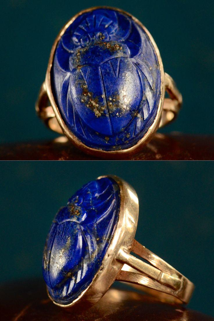 418 Best Images About Egypte Ringen Scarabee On Pinterest