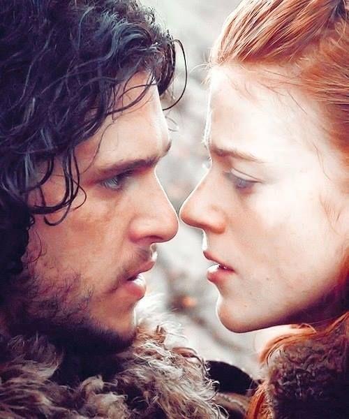 Jon Snow – Ygritte
