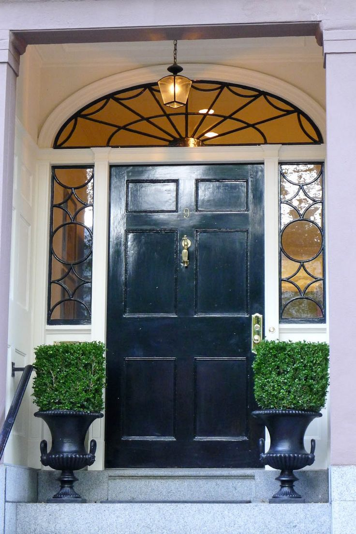 1000 Images About Transoms And Sidelights On Pinterest Chelsea London Dark Front Door And