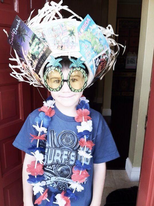 Wacky Tacky Tourist Day Kids Costumes Halloween And