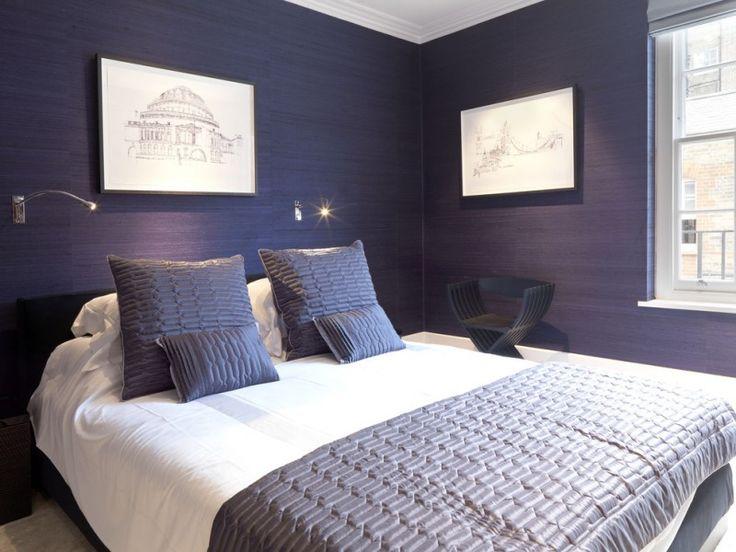 25+ Best Ideas About Purple Bedroom Paint On Pinterest