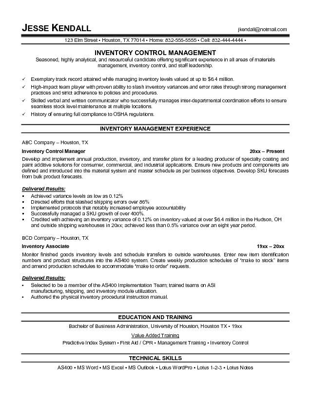 resume objective resume and resume examples on pinterest
