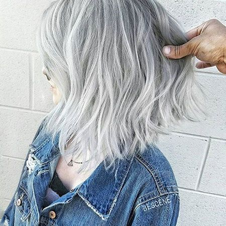 25 best ideas about silver hair on pinterest silver grey hair gray hair colors and gray hair