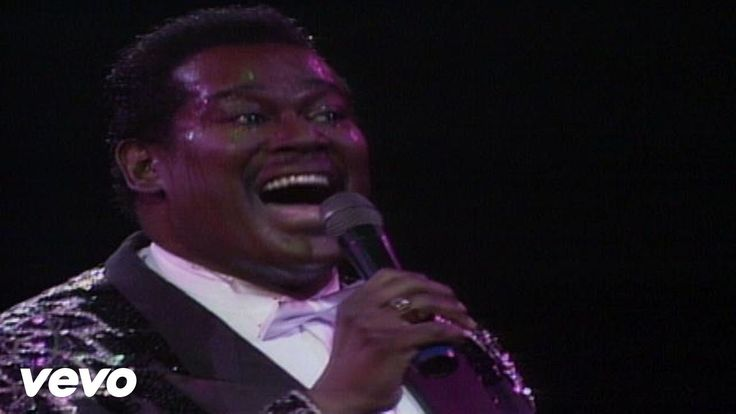 Luther Vandross Love Won T Let Me Wait