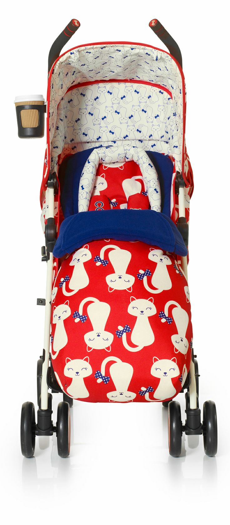 Supa Pushchair from Cosatto. WHY is this stroller not sold