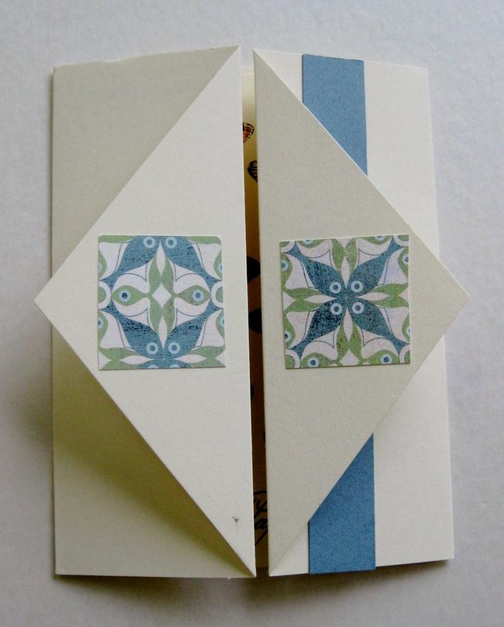Handmade birthday card from my sister Handmade cards