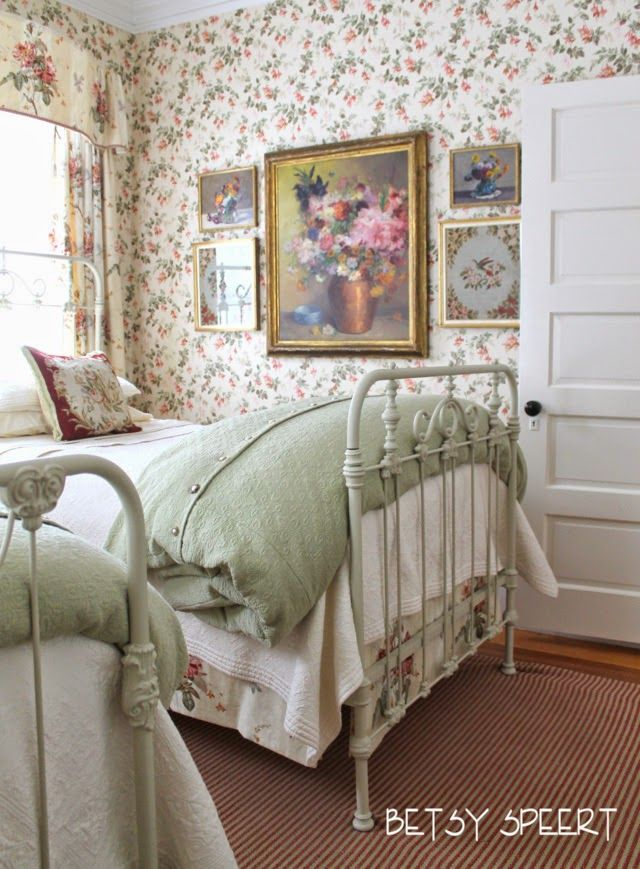 Cozy Bedroom Betsy Srt S Blog English Cottage Bedroomsenglish Country