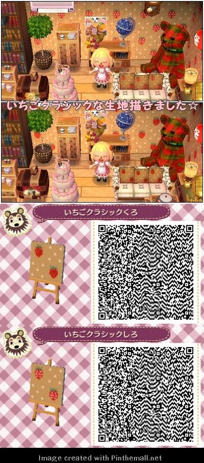 Strawberry Classical Wallpaper And Furniture