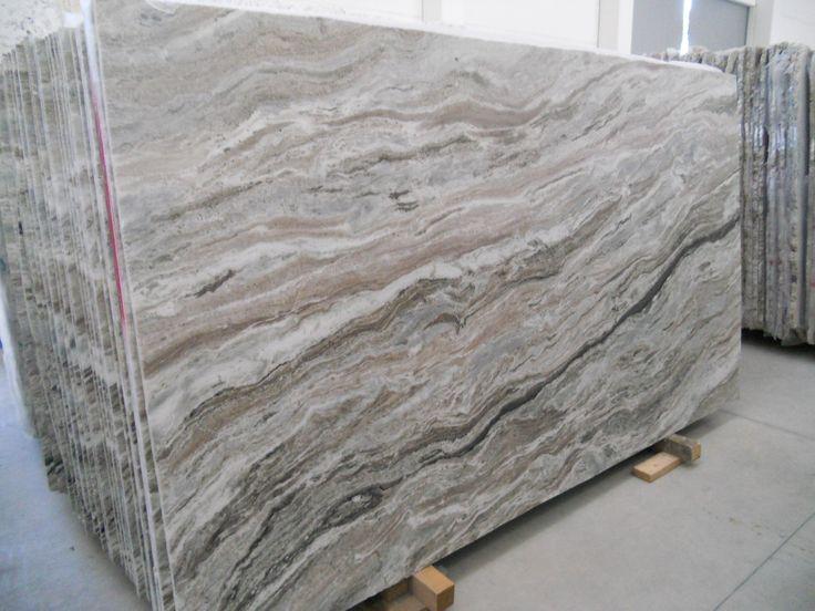 We Have A Counter Top! Fantasy Brown Quartzite