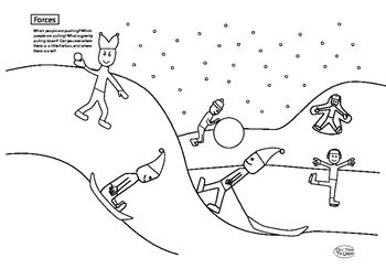 Friction Coloring Sheet Coloring Pages