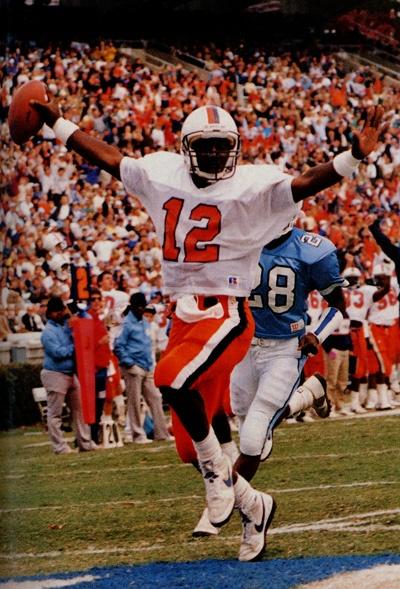Shawn Moore U.Va. Football Greats 1990s Pinterest
