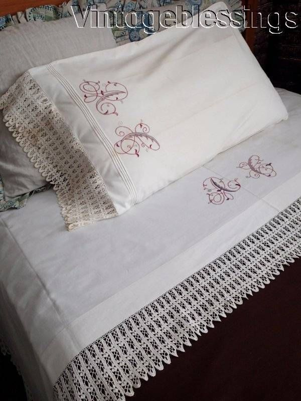 17 Best Images About Fine Antique LACE Amp Linens For Sale On Pinterest Tablecloths Lace Runner