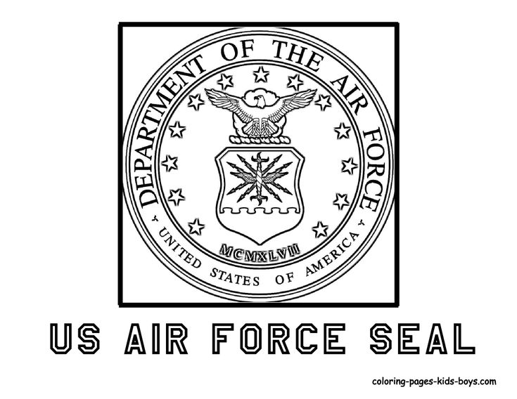 us air force air force and coloring pages on pinterest