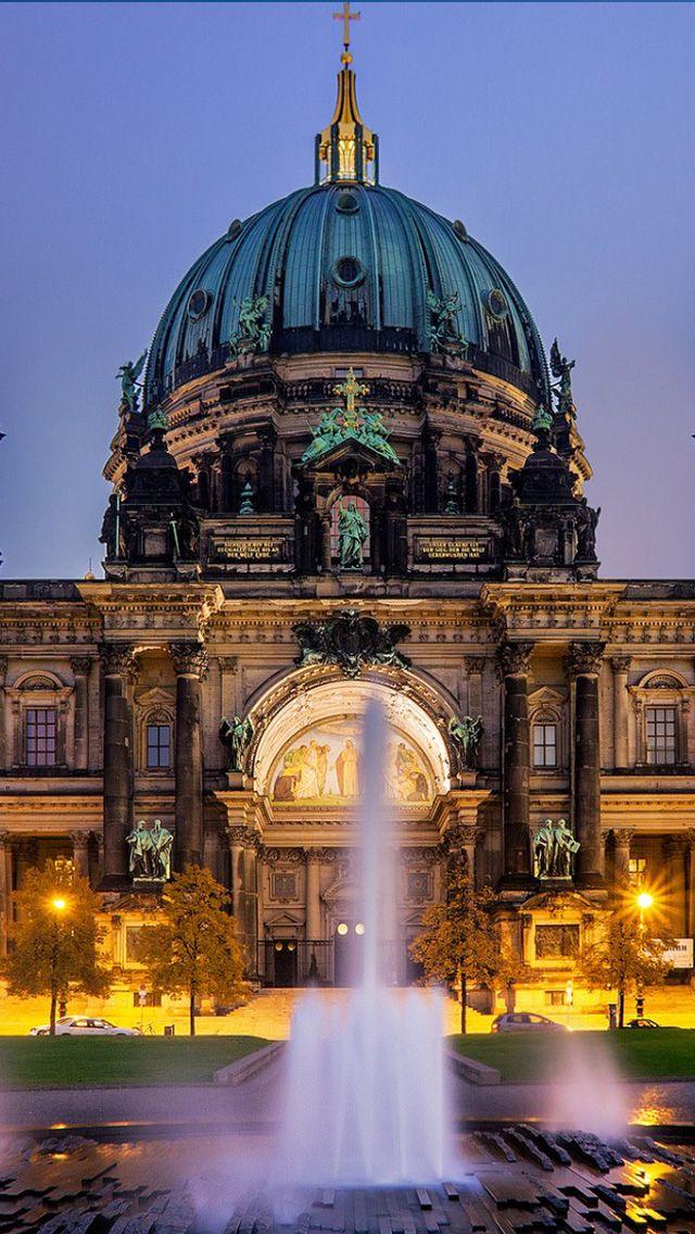 German capital Berlin BEEN TO GERMANY, JUST NOT IN BERLIN