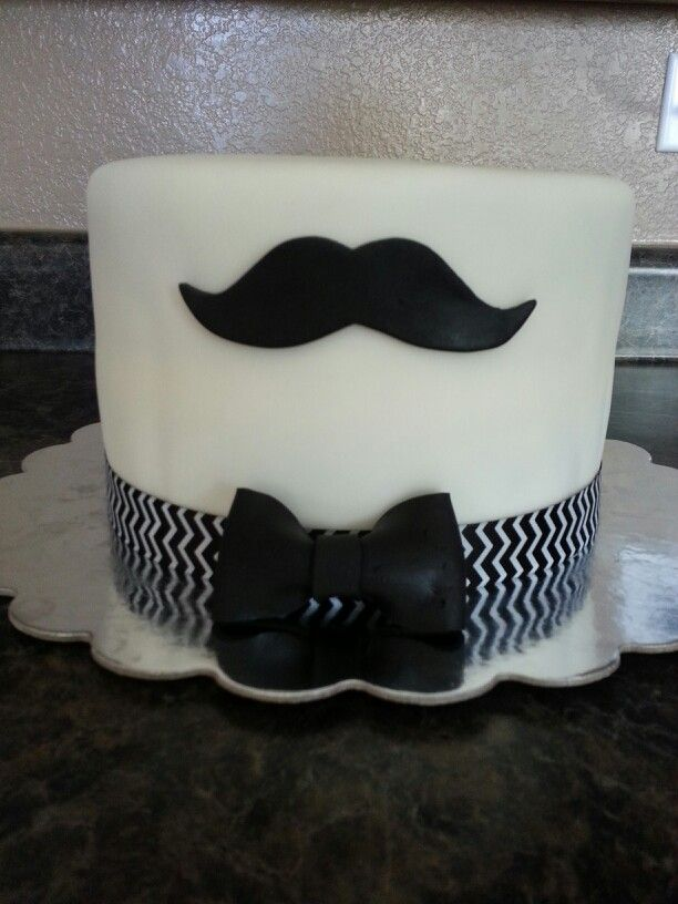 Moustache Cake Cakes I Ve Made Pinterest Classy