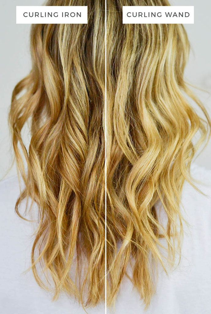 25 Best Ideas About Curling Wand Waves On Pinterest