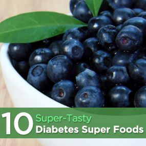 Blueberries and 10 super tasty diabetes super foods  If we were to eat a cup of blueberries a day, this could potentially help women prevent gestational diabetes because it improves glucose