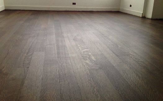 Rubio Monocoat Fumed With 5050 Blacknatural Oil