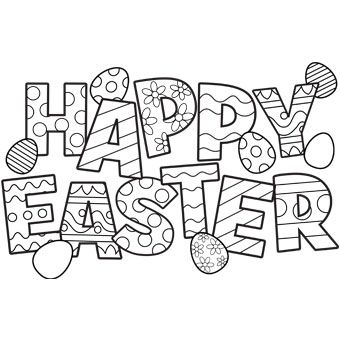 1000 ideas about easter colouring on pinterest easter coloring