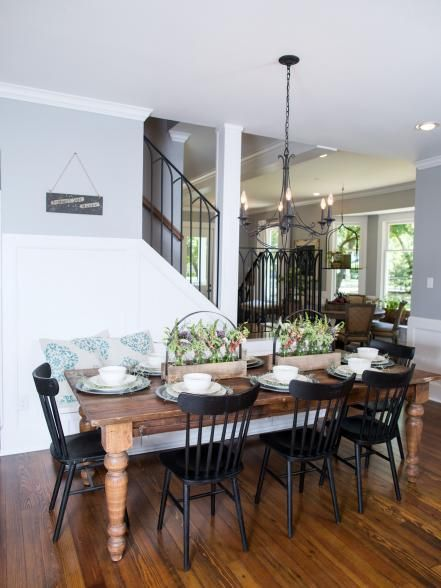 17 Best Images About Fixer Upper Tables On Pinterest