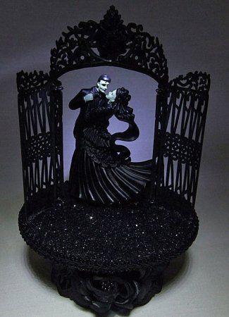 Halloween Wedding Cakes Wedding Cake Toppers And