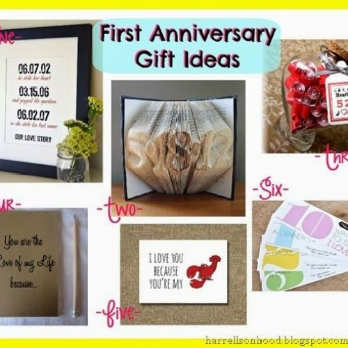 17 Best ideas about First Wedding Anniversary Gift on Pinterest