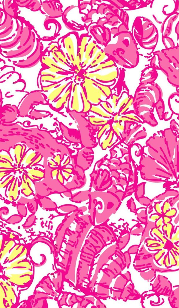 107 Best Lilly Pulitzer Wallpapers Images On