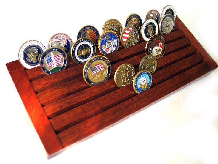 Best 25 Coin Display Ideas On Pinterest Challenge Coin (3