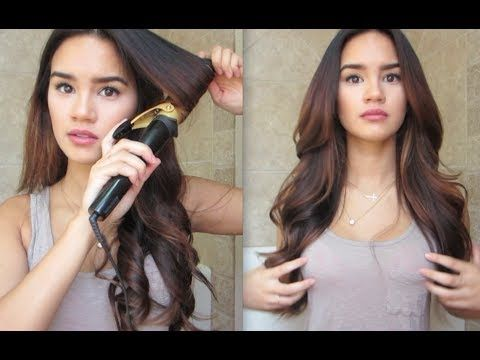 25 Best Ideas About Big Curls Tutorial On Pinterest