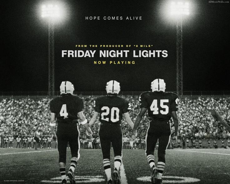 Friday Night Lights Sound Track