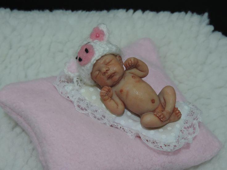 17 Best Images About Reborn Babies Tiny Doll Sculpts Mini