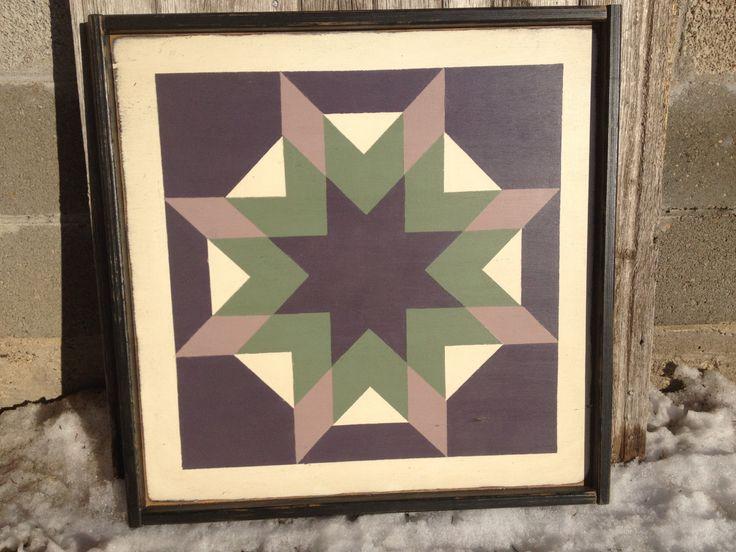 Harvest Star Barn Quilt Patterns Printable