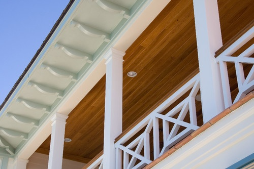 Railing Ceiling And Soffit British West Indies Key West