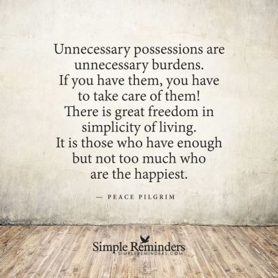 Image result for simple living quotes
