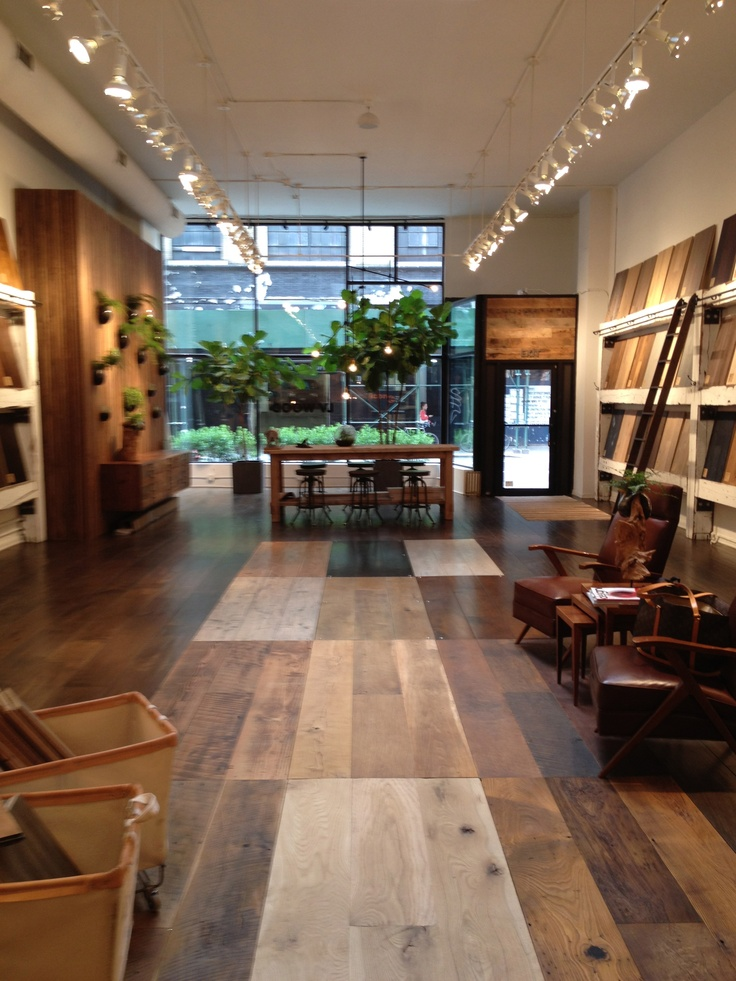 LV Wood A Floor Shopping Sanctuary In The Flatiron District Places To Go Pinterest