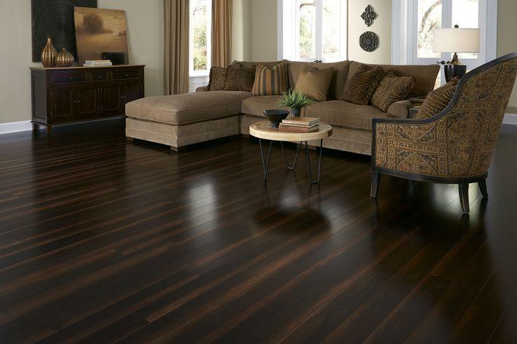 Bamboo Floors Like Mocha Espresso Are 2x As Hard As Oak
