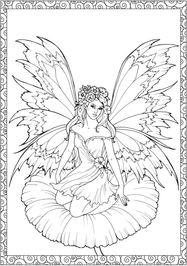 1000 ideas about fairy coloring pages on pinterest coloring