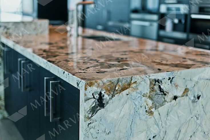 Ever Seen A Granite Waterfall Copenhagen Granite From